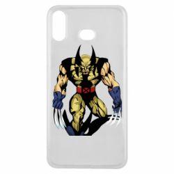 Чохол для Samsung A6s Wolverine comics
