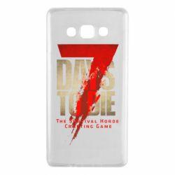 Чохол для Samsung A7 2015 7 Days To Die