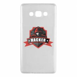 Чохол для Samsung A7 2015 Anonymous Hacker
