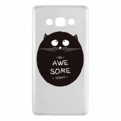 Чохол для Samsung A7 2015 Be Awesome Today!