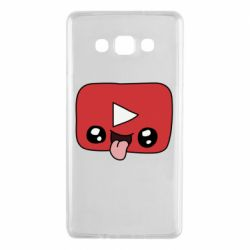 Чохол для Samsung A7 2015 Cheerful YouTube