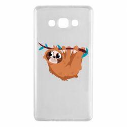 Чохол для Samsung A7 2015 Cute sloth