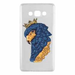 Чехол для Samsung A7 2015 Eagle with a crown on its head