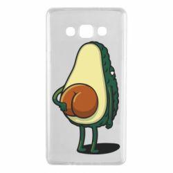 Чохол для Samsung A7 2015 Funny avocado