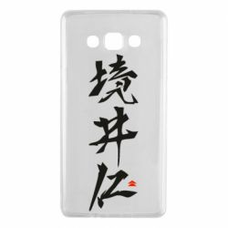 Чохол для Samsung A7 2015 Ghost Of Tsushima Hieroglyphs