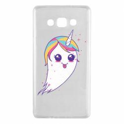 Чохол для Samsung A7 2015 Ghost Unicorn
