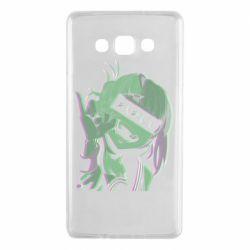 Чохол для Samsung A7 2015 Himiko Toga glitch