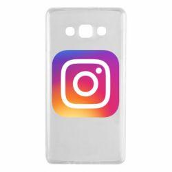 Чохол для Samsung A7 2015 Instagram Logo Gradient