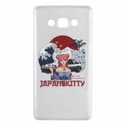 Чохол для Samsung A7 2015 Japan Kitty