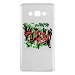 Чехол для Samsung A7 2015 Kiev graffiti