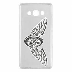 Чохол для Samsung A7 2015 Колесо та крила