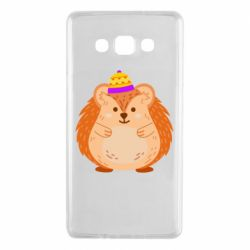Чохол для Samsung A7 2015 Little hedgehog in a hat