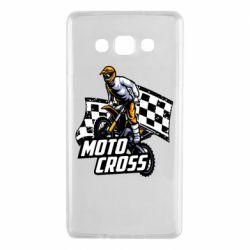 Чехол для Samsung A7 2015 Motocross