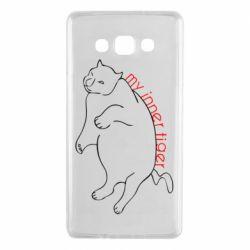 Чохол для Samsung A7 2015 My inner tiger