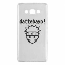 Чохол для Samsung A7 2015 Naruto dattebayo!