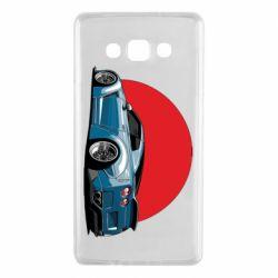 Чехол для Samsung A7 2015 Nissan GR-R Japan