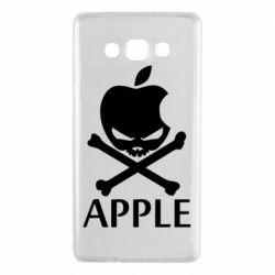 Чехол для Samsung A7 2015 Pirate Apple