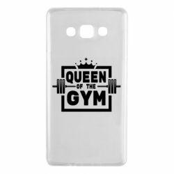Чохол для Samsung A7 2015 Queen Of The Gym