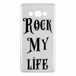 Чехол для Samsung A7 2015 Rock my life