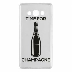 Чохол для Samsung A7 2015 Time for champagne