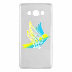 Чохол для Samsung A7 2015 Україна Ластівка