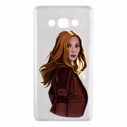 Чохол для Samsung A7 2015 Vanda's portrait