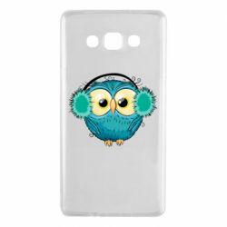 Чехол для Samsung A7 2015 Winter owl