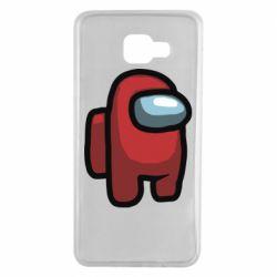 Чохол для Samsung A7 2016 Astronaut Among Us