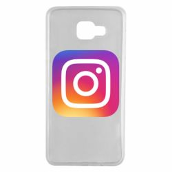 Чохол для Samsung A7 2016 Instagram Logo Gradient