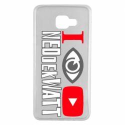 Чохол для Samsung A7 2016 I Watch NEOdekWATT