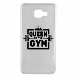Чохол для Samsung A7 2016 Queen Of The Gym