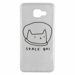 Чохол для Samsung A7 2016 Space boi