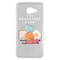 Чохол для Samsung A7 2016 The breakfast club