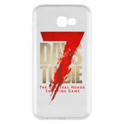 Чохол для Samsung A7 2017 7 Days To Die