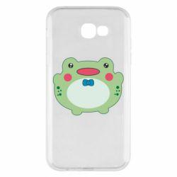 Чохол для Samsung A7 2017 Baby frog