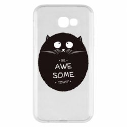 Чохол для Samsung A7 2017 Be Awesome Today!