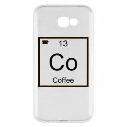 Чохол для Samsung A7 2017 Co coffee