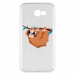 Чохол для Samsung A7 2017 Cute sloth