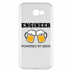Чохол для Samsung A7 2017 Engineer Powered By Beer