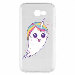 Чохол для Samsung A7 2017 Ghost Unicorn