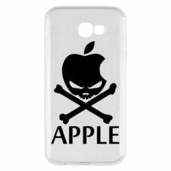Чехол для Samsung A7 2017 Pirate Apple