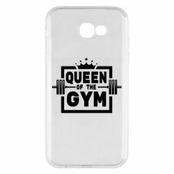 Чохол для Samsung A7 2017 Queen Of The Gym