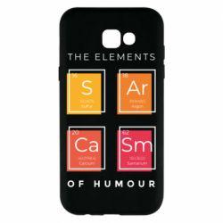 Чохол для Samsung A7 2017 Sarcasm