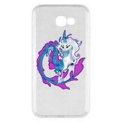 Чохол для Samsung A7 2017 Sisu Dragon Art