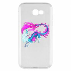 Чохол для Samsung A7 2017 Sisu Water Dragon