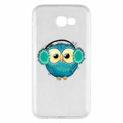 Чехол для Samsung A7 2017 Winter owl