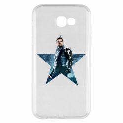 Чохол для Samsung A7 2017 Winter Soldier Star