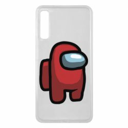 Чохол для Samsung A7 2018 Astronaut Among Us