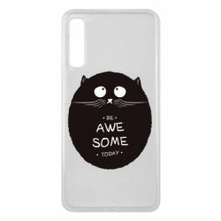 Чохол для Samsung A7 2018 Be Awesome Today!