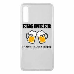 Чохол для Samsung A7 2018 Engineer Powered By Beer